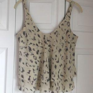 Aritzia - Babaton 100% silk blouse